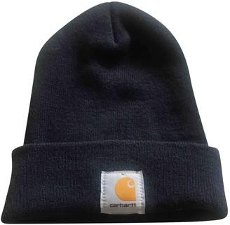 Carhartt Navy Cotton Hats