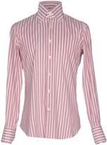Finamore 1925 Shirts - Item 38622163