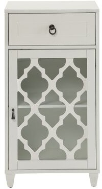 Ophelia Asdsit 1 Door Accent Cabinet & Co.