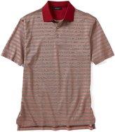 Bobby Jones Breene Jacquard Stripe Short-Sleeve Polo