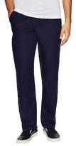 Z Zegna Linen Slant Pocket Trousers