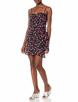 For Love & Lemons Women's Hawn Ruffle Dress