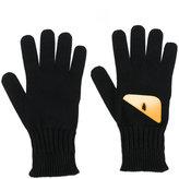 Fendi Bag Bugs gloves
