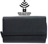 Mundi Womens My Big Fat Safe Keeper RFID Clutch Wallet w/ Calculator
