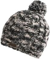 Chaos Fiji Knit Pom Beanie Hat (For Women)