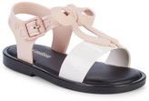 Mini Melissa Baby Girl's & Little Girl's Mini Mar Bow Sandals