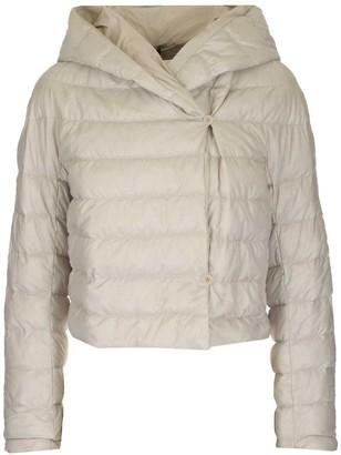 Max Mara Padded Hooded Jacket
