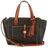 Dooney & Bourke Cambridge Collection Tasseled Small Shopper