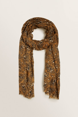 Seed Heritage Sketch Paisley Scarf