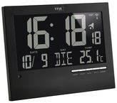 Radio Controlled Wall Clock with Automatic Backlight