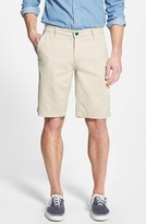AG Jeans Men's Green Label 'The Canyon' Flat Front Performance Shorts