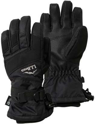 L.L. Bean Kids' L.L.Bean Waterproof Ski Gloves
