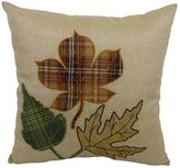 Essentials Falling Leaves Throw Pillow