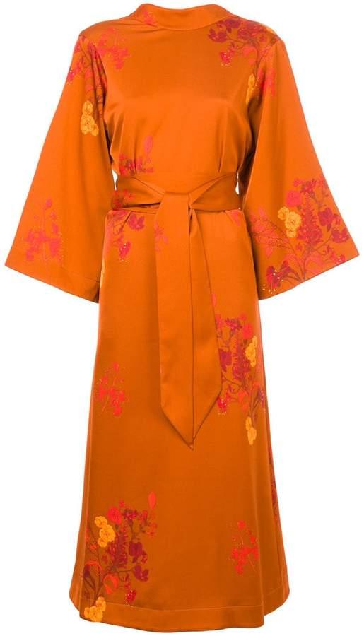 Ellery Bishop wrap dress