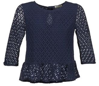 Betty London EVUNE women's Blouse in Blue