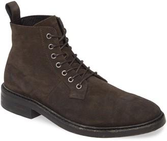 AllSaints Mid Plain Toe Boot