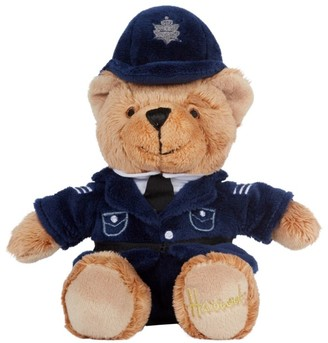 Harrods Policeman Bear (21cm)