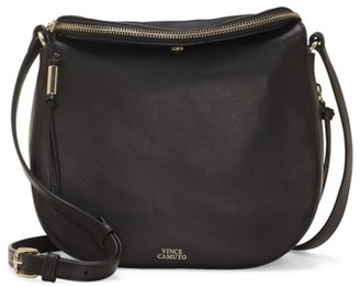 Vince Camuto Kenzy Leather Crossbody Bag