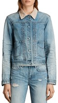 AllSaints Serene Denim Jacket