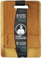 Mark Mcewan By Greenpan Mark McEwan by fresco 2-Pack Furled Bamboo Cutting Boards