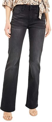 KUT from the Kloth Natalie Bootcut in Mystical Black (Mystical Black Wash) Women's Jeans