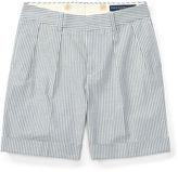 Ralph Lauren 2-7 Seersucker Short
