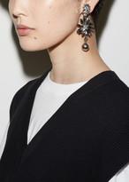 Marni Strass Earrings
