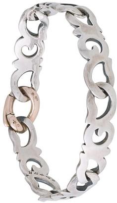 hum Engraved Bracelet