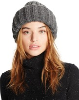 Federica Moretti Ribbed Knit Hat