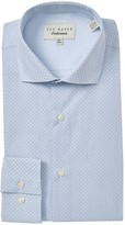 Ted Baker Geo Endurance Dress Shirt
