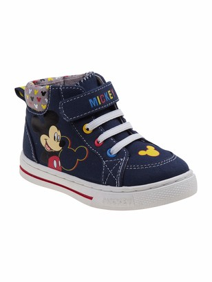 Josmo Boys' Canvas High Top Sneakers