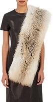 LILLY e VIOLETTA Women's Limited Edition Fox Fur Stole