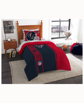 Northwest Company Houston Texans 5-Piece Twin Bed Set