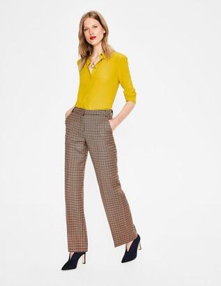 Boden British Tweed Pants
