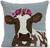 Karma Living Cow Pillow