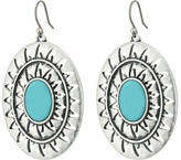 Lucky Brand Turquoise Earrings