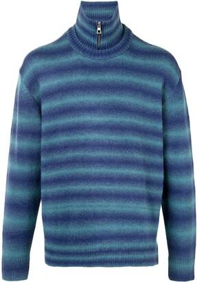 SONGZIO Space striped jumper