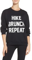 Private Party Women's Hike Brunch Repeat Sweatshirt