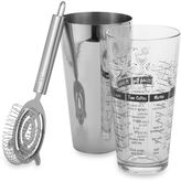 Libbey 3-Piece Boston Cocktail Shaker Set