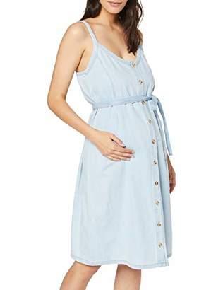 Mama Licious Mamalicious Women's Mlcamelia S/l Abk Dress,X-Large