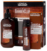 LOreal Paris Men Expert LOreal Men Expert Short Hair Barberclub Collection Gift Set for Him