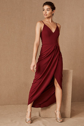 BHLDN Caron Dress By in Purple Size 0