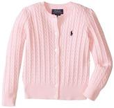 Polo Ralph Lauren Mini Cable Sweater Girl's Sweater