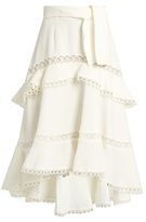 Zimmermann Winsome tiered skirt