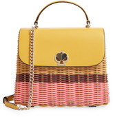 Kate Spade medium romy top handle satchel