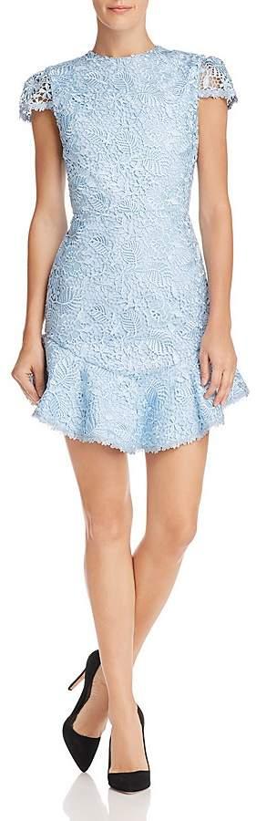 Alice + Olivia Rapunzel Lace Dress
