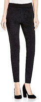 Vince Camuto Two By Ponte Backed Suede Legging