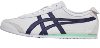 Onitsuka Tiger by Asics Mens Mexico 66 Trainers White/Peacoat