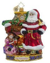 Christopher Radko My Beautiful Nutcracker Ornament