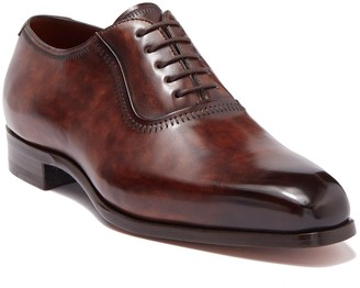 Magnanni Lexington Brown Oxford